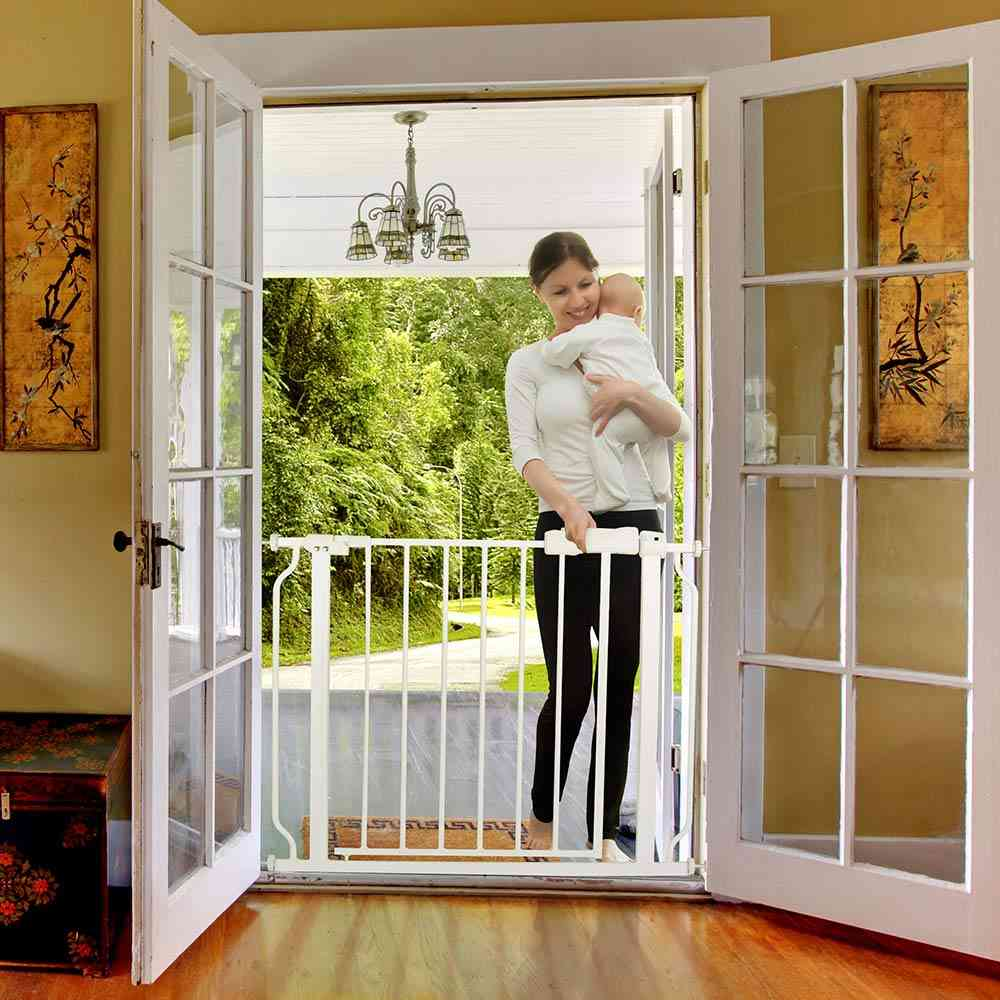 Baby Safety Gate -protection Security Stairs Door Fence