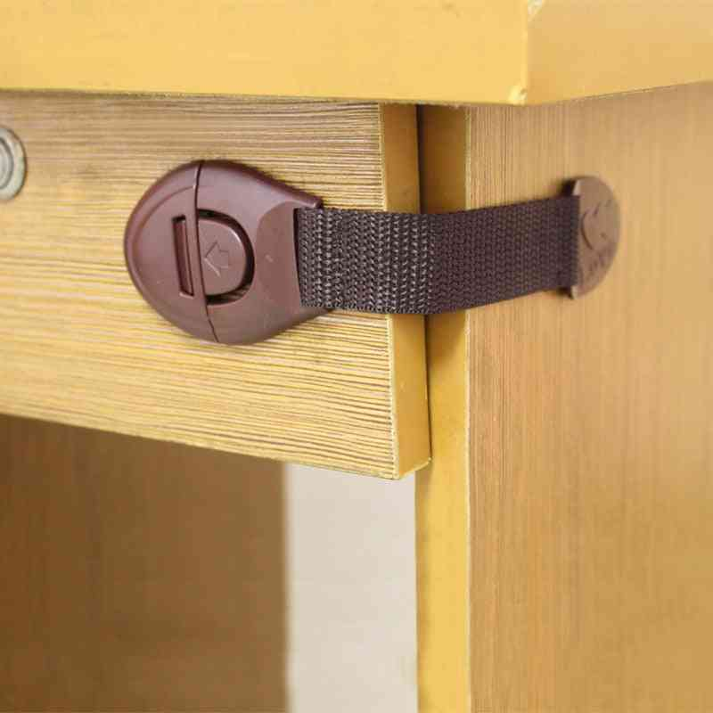 Cabinet Door Drawers Refrigerator Toilet Baby Safety Locks