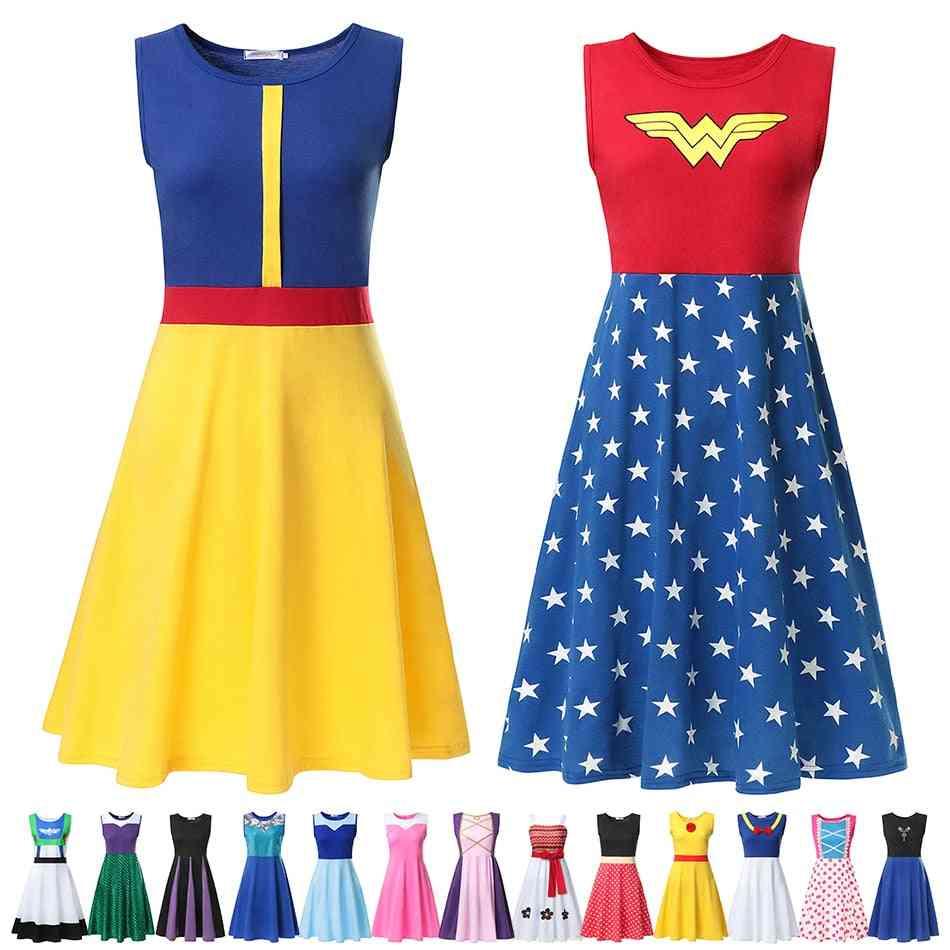 Adult Princess Cosplay Costume Dress Up