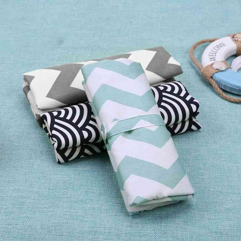 Portable Diaper Changing Mat- Foldable And Washable