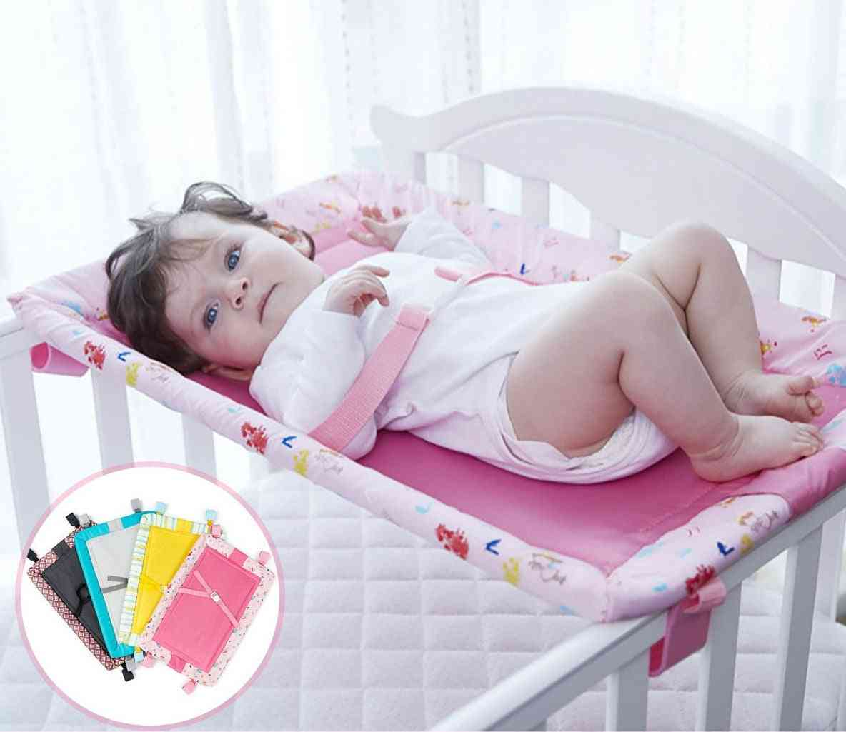 Safety Diaper Table -non-skid Bottom And Adjustable Strap