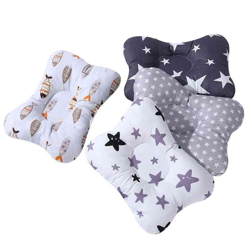 Baby Sleep Support And Prevent Flat Head Pillow