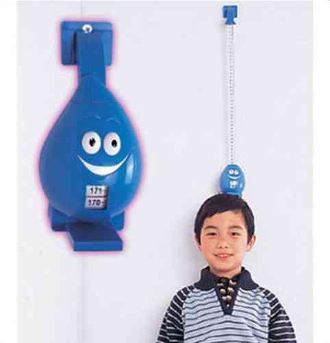 Pull Down Kids Height Measure Gauge- Scale Under 170cm