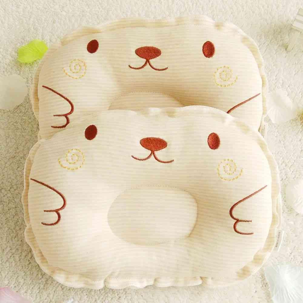 Newborn Anti Roll And Head Shaping Sleep Pillow