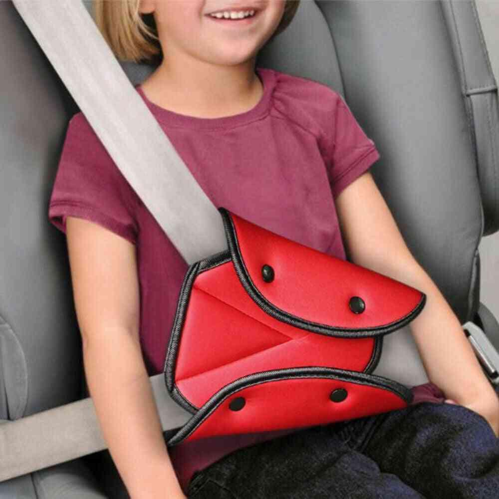 Kids Car Seat Belt Adjuster And Protector