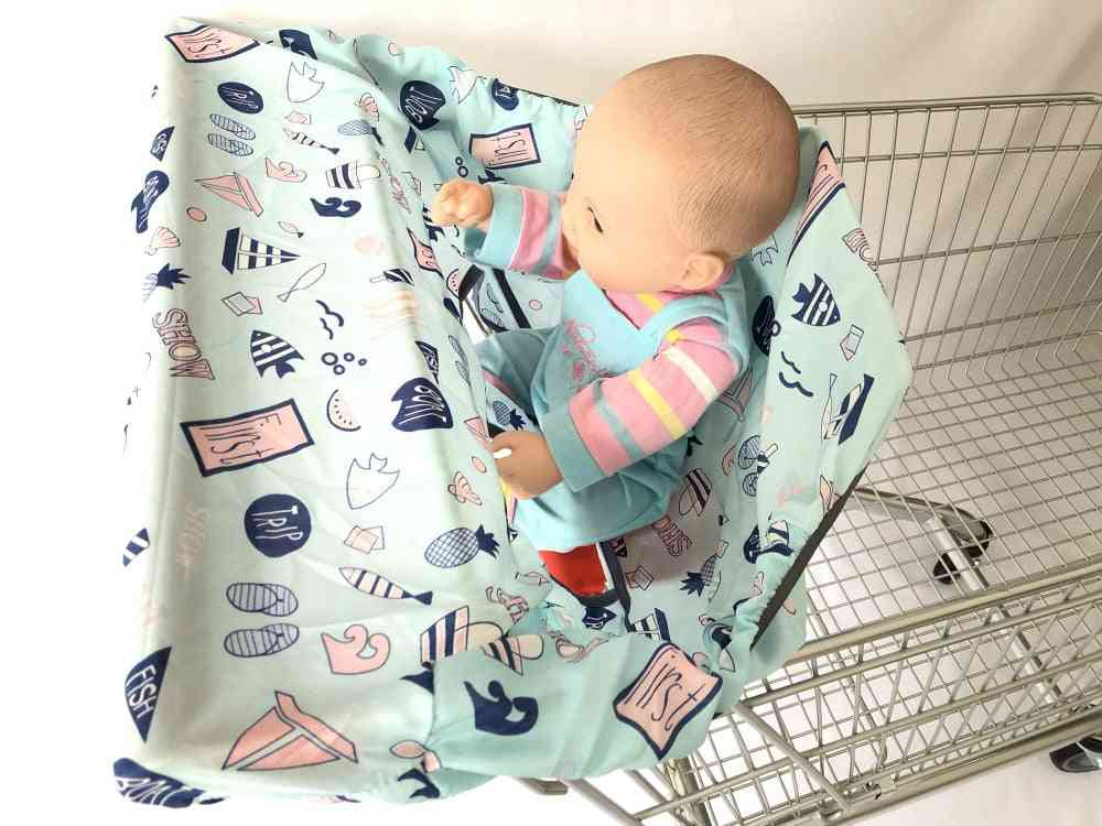2in1 Trolley Cover/high Chair Cover For Baby