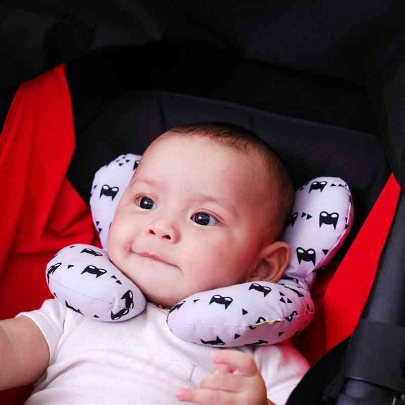 U-shaped Breastfeeding, Head Shaping, Body Support Cushion For Infants