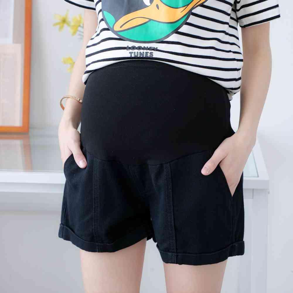 Denim Jeans-maternity Shorts Pants,  Pregnant  Clothes