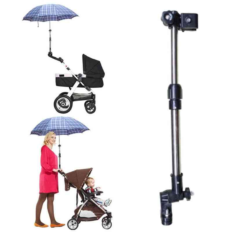Umbrella Holder, Baby Pram Stroller Accessories