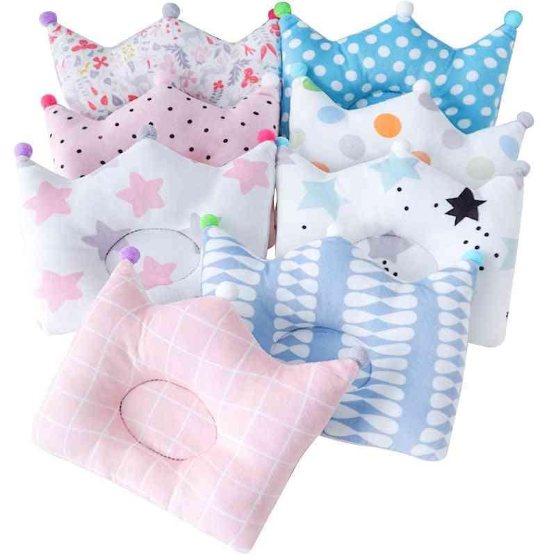 Flat Head Prevent, Nursing, Crown Shaped Neck Pillow