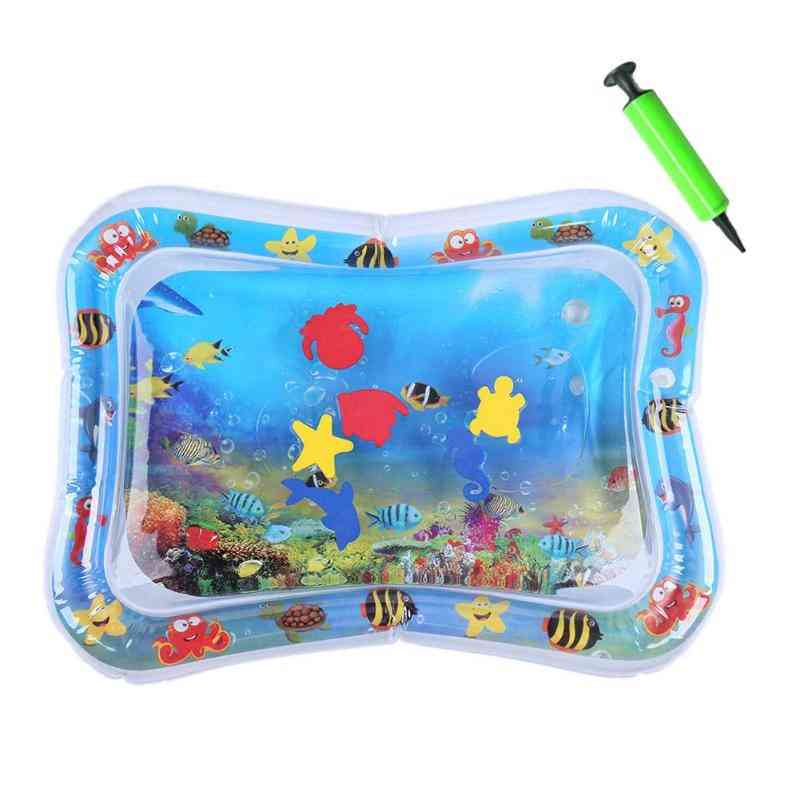 Baby Play Water Mat With Pump