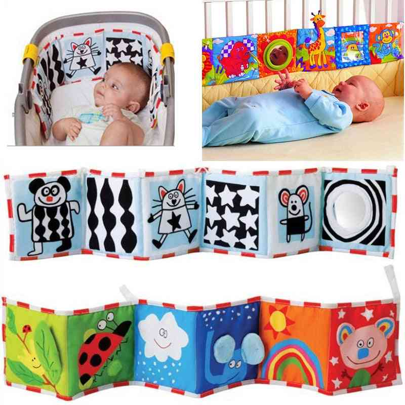 Multi-touch, Double Protector,  Baby Cloth Book Bed Bumper