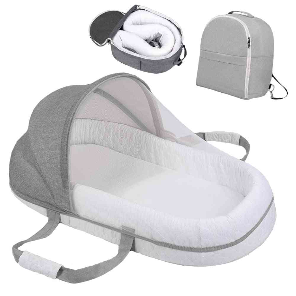 Multi-function Portable Baby Bed-sleeping Nest For Newborns