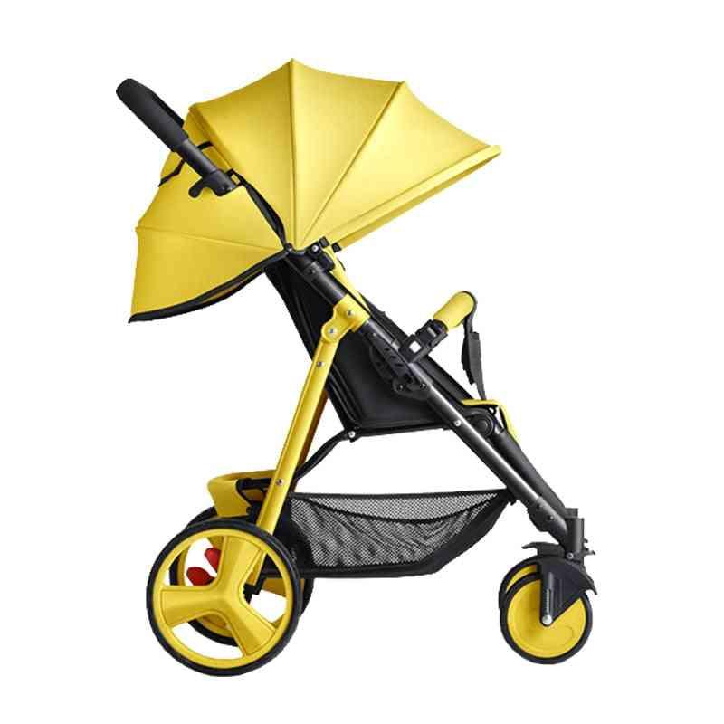 Ultra Light Portable Folding Newborn Carriage, Travel Stroller