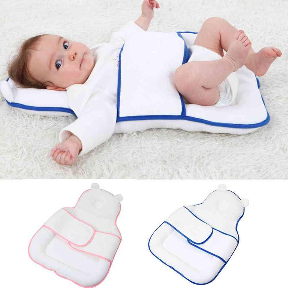 Newborn Baby Sleeping Mattress With Pillow