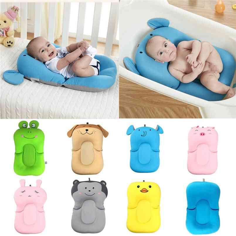Newborn Baby Bath Pad, Non-slip Bathtub
