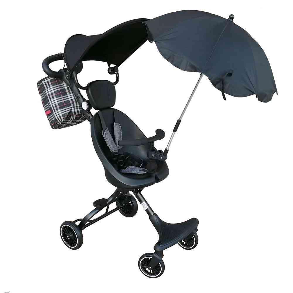 Children Pushchair, Portable Baby Trolley Stroller