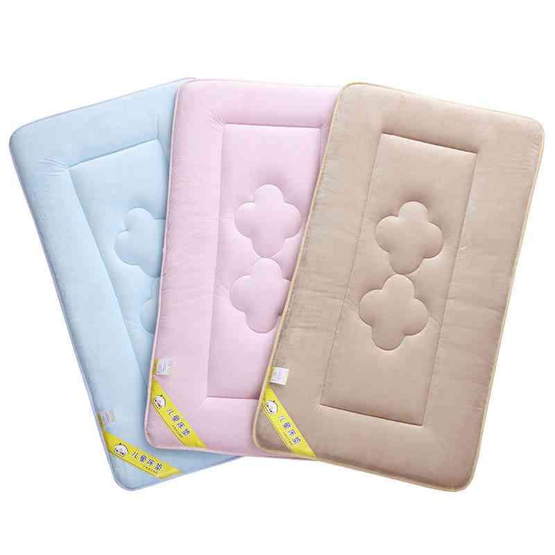 Baby Warm Sleeper Mattress Velvet -crib Winter Soft Mat