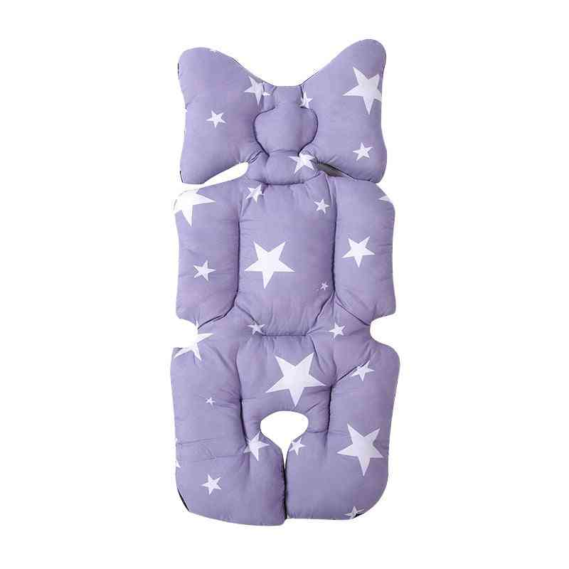 Baby Stroller Cotton Seat, Sleeping Mattresses Pillow For Carriage Infant Pram