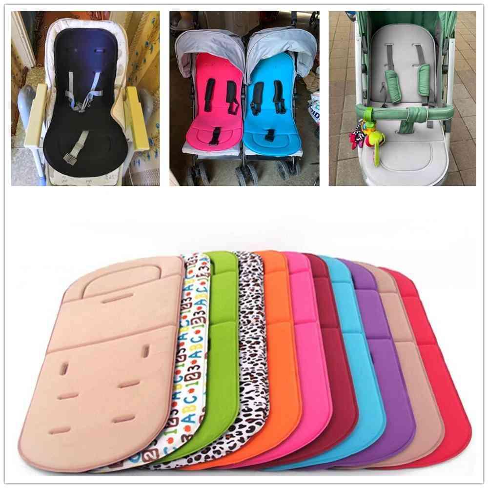 Soft Mattress Baby Stroller, Cushion Pad Accessories