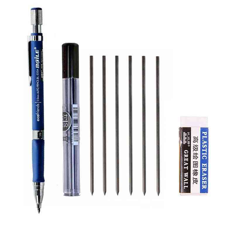 Cute Mechanical Pencil, Writing Activity Marker With Refill Rod