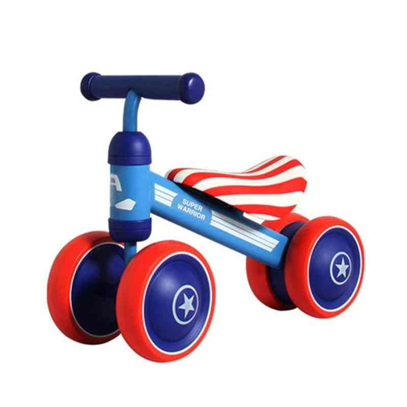 Four Wheel Walker-balancing Bike For Babies