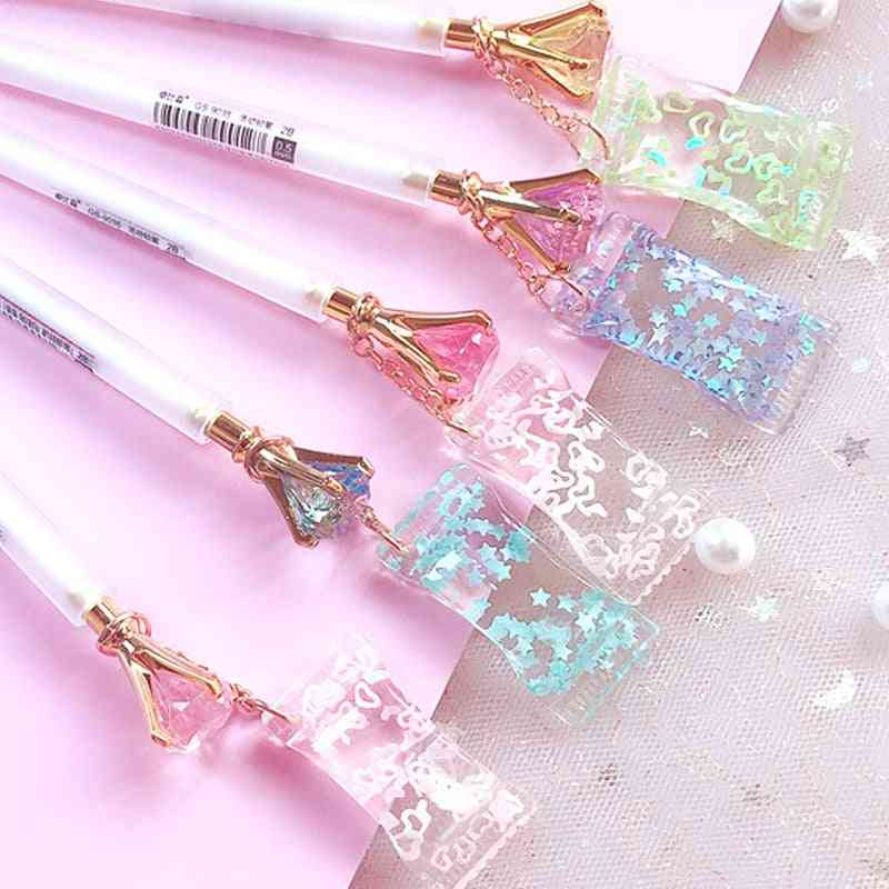 Cute Diamond Mechanical, Pendant Automatic Pencil
