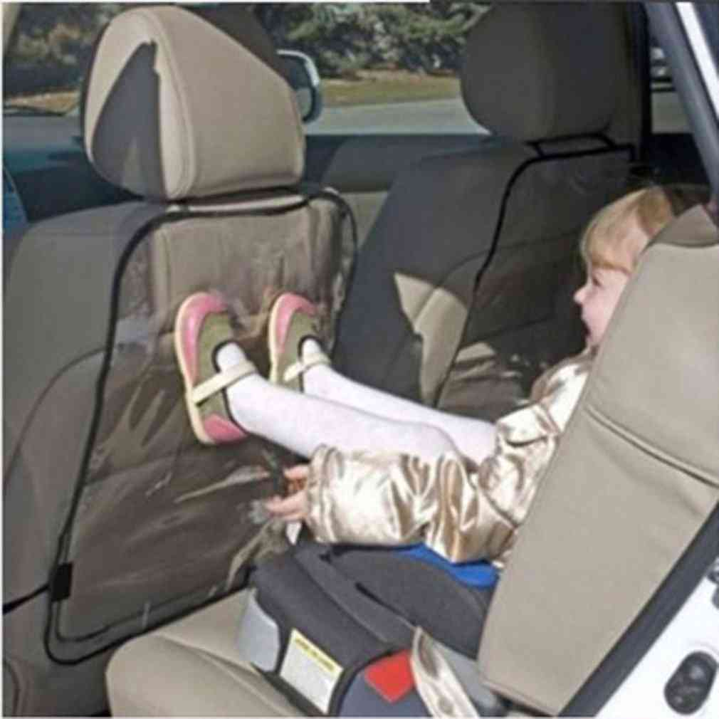 Car /auto Seat Back Cover -protects From Mud, And Dirt