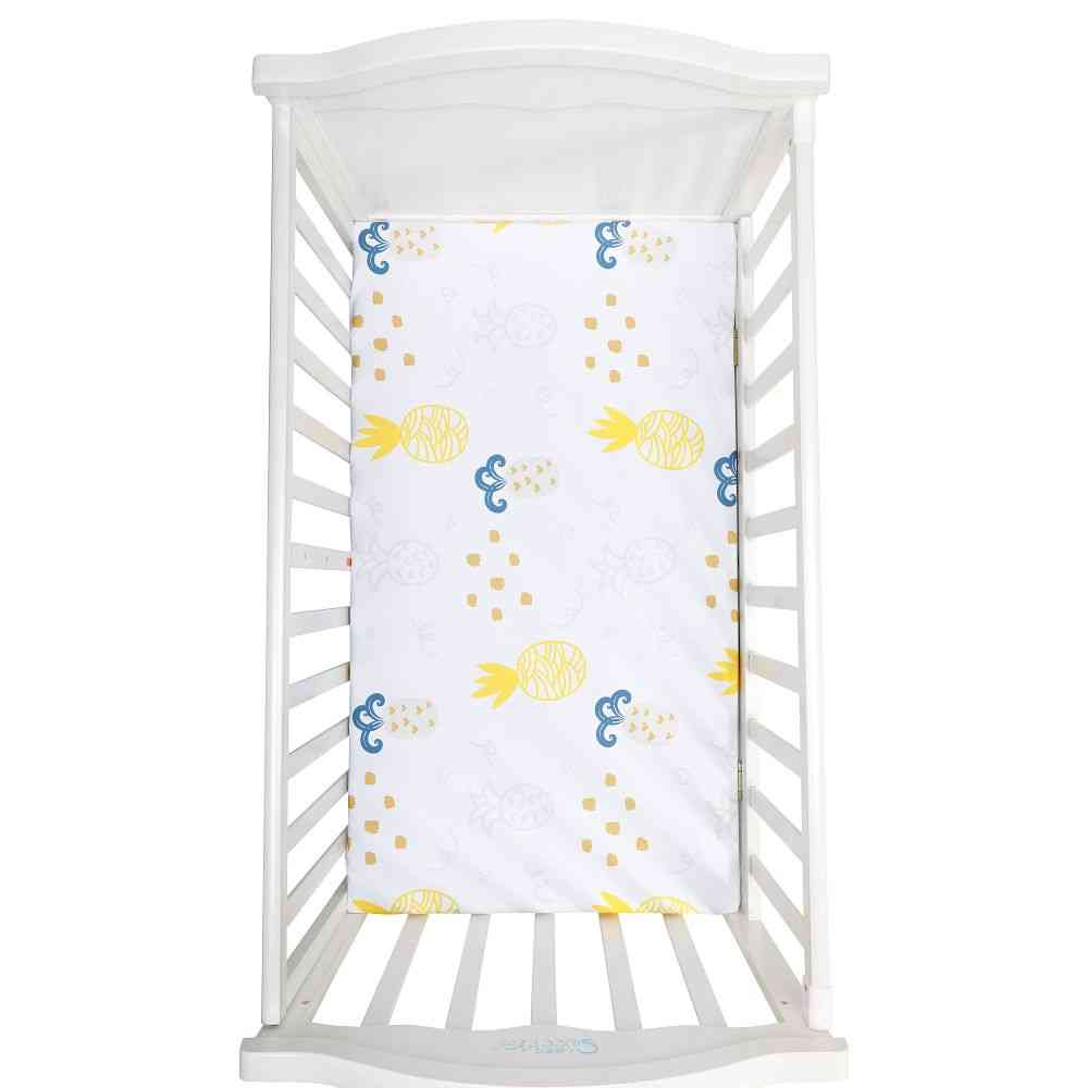 Baby Crib Fitted Sheet-bed Mattress Cover