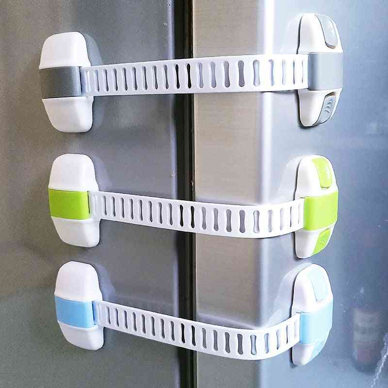 Child Safety Protection Locks-drawer Latches For Refrigerators