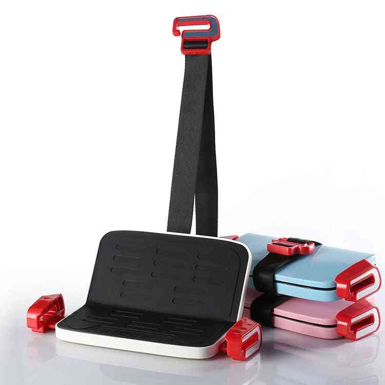 Portable And  Foldable Child Safety Seat Belt