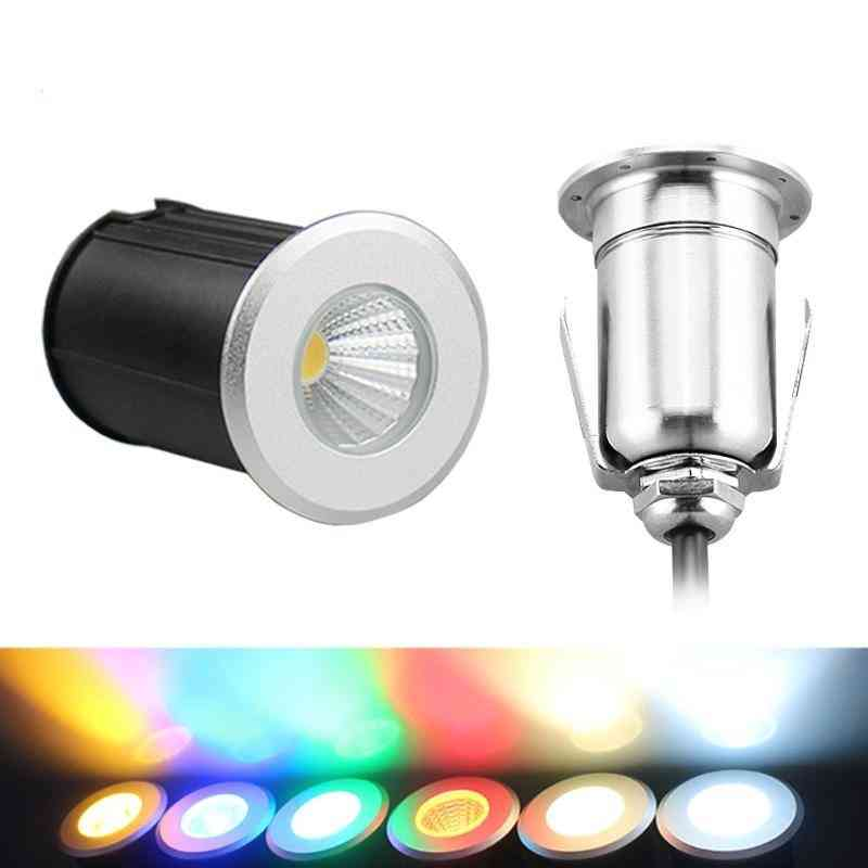 Waterproof Led Underground Floor Lamp-light