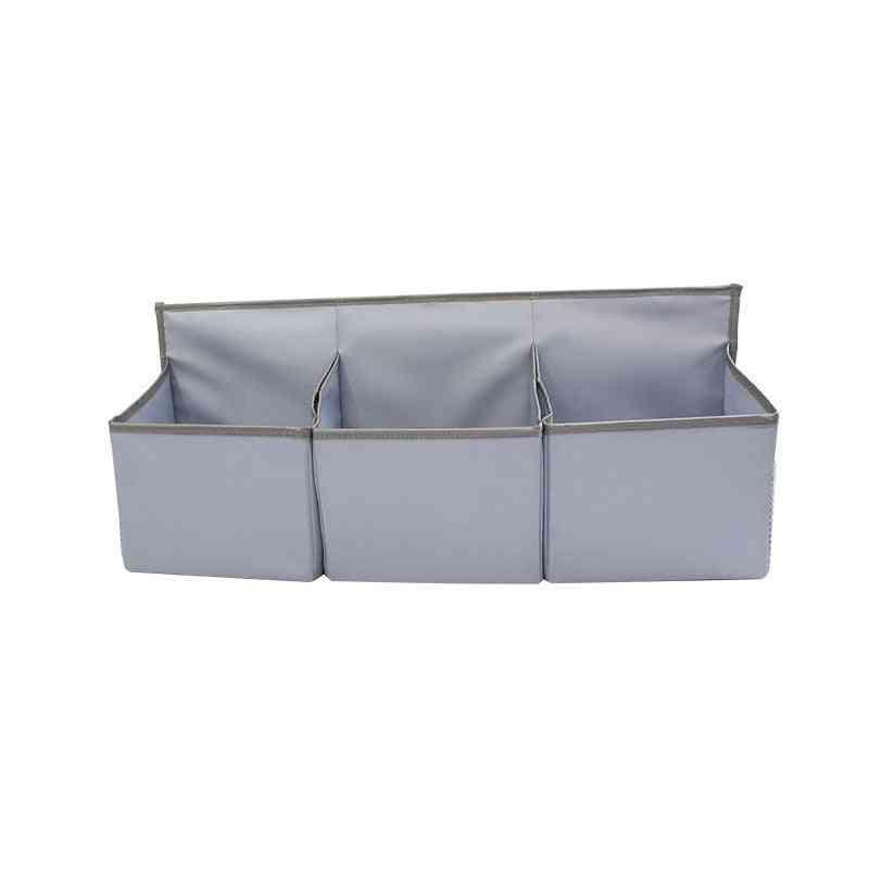Foldable Baby Nursery Organizer-crib Bed Hanging Storage Bag