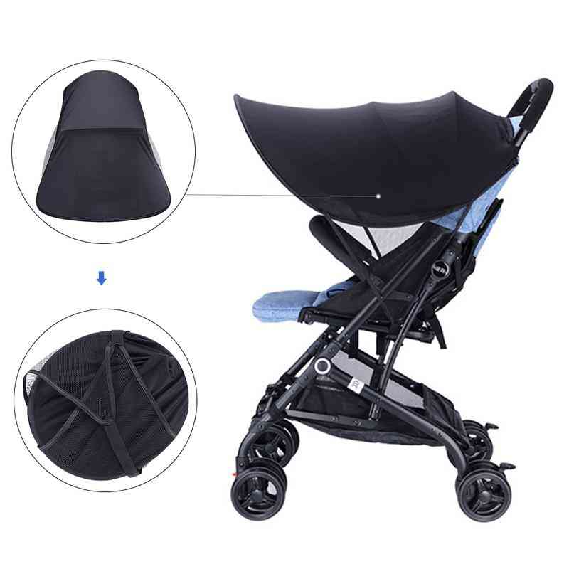 Universal Stroller Canopy Extender /sun Shade Cover