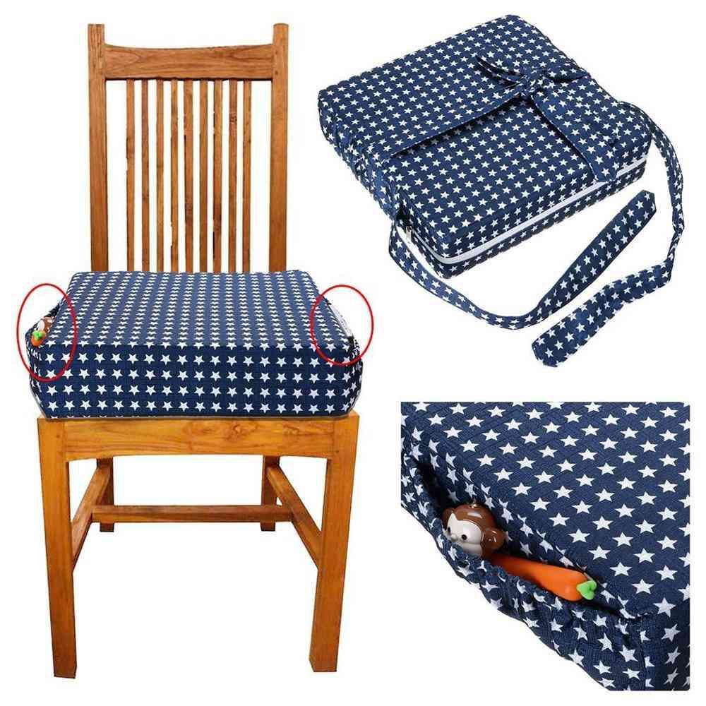 Children Increased Adjustable Chair Pad