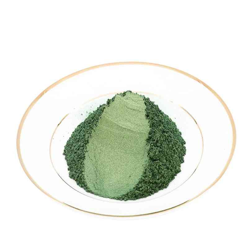Pigment Pearl Powder, Mineral Mica Dust Dye Colorant For Soap