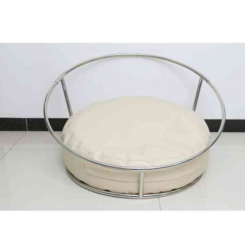 Newborn Photography Props Posing Steel Pipe Frame Sofa Beby Accessories