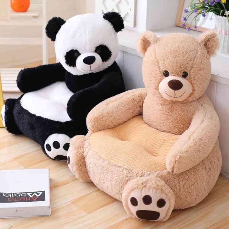 Comfortable Animal Bear & Panda Portable Chair Sofa For