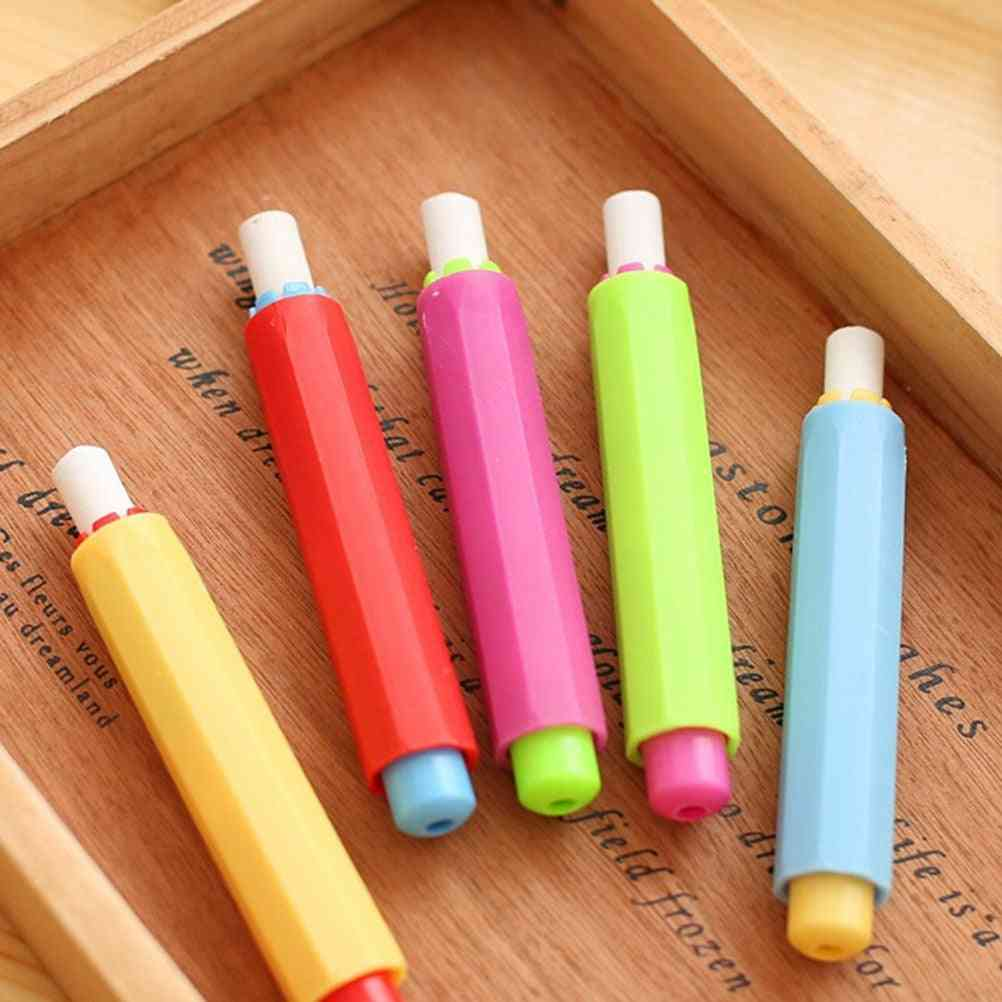 Health Non-toxic Chalk Holder Clip, Clean Teaching Holder For Teacher, Stationery
