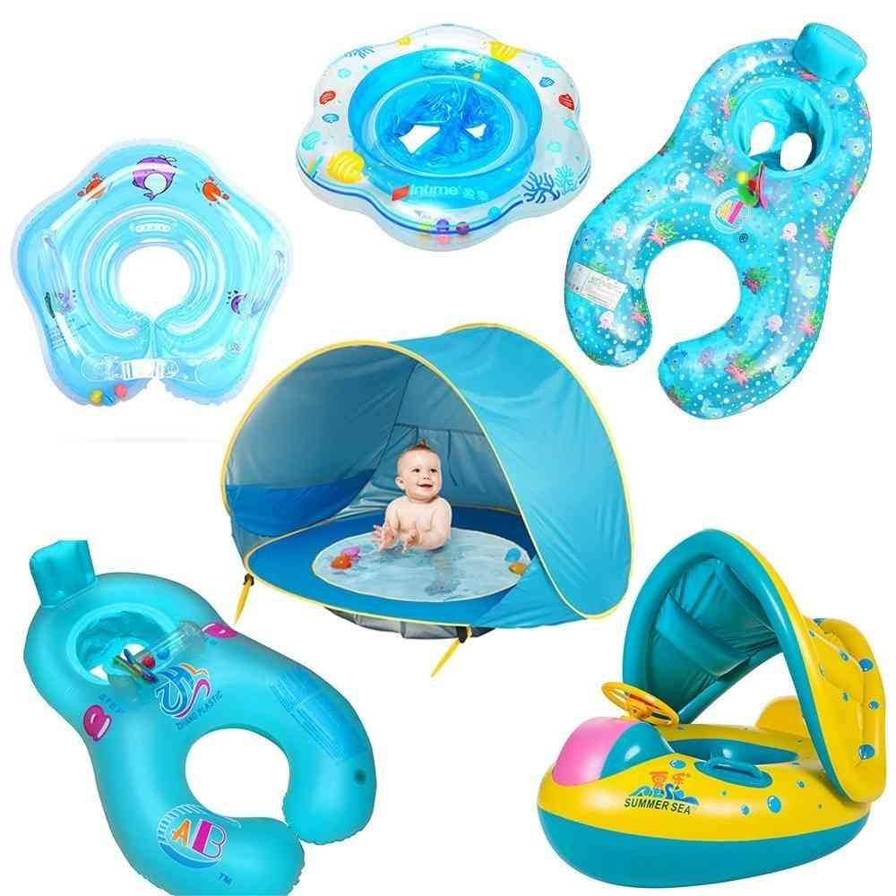 Inflatable Ring Swimming Circle Piscina