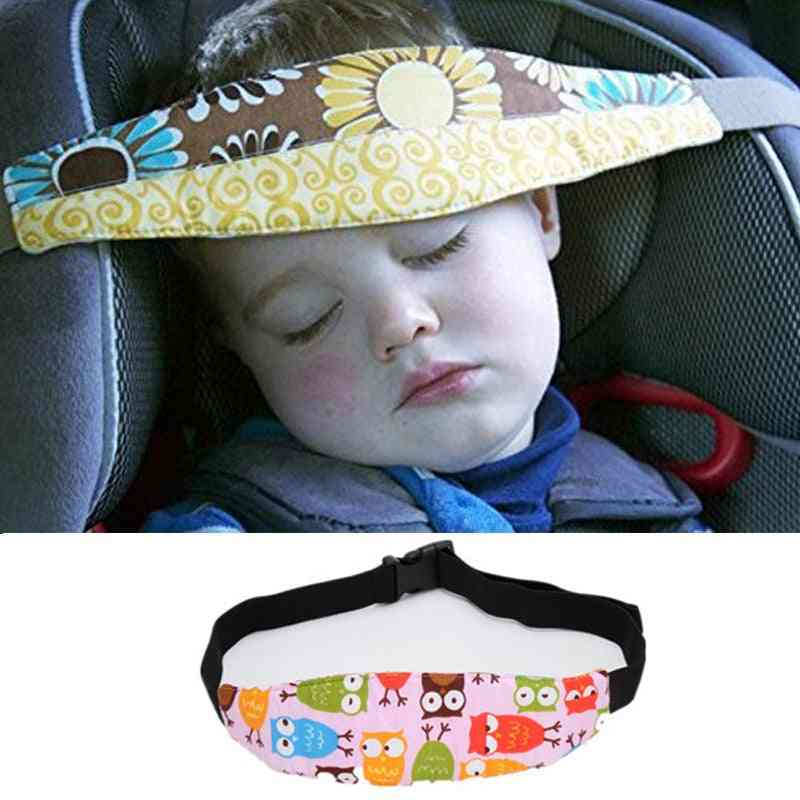 Baby Car Seat Safety, Head Support Belt