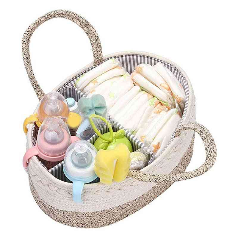 Baby Diaper Bottle Storage, Organizer Stroller Accessories Nappy Changing Bag