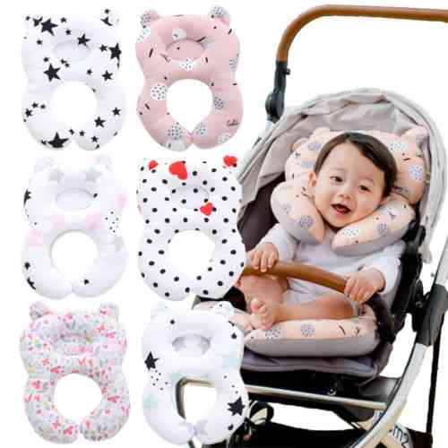 Head And Neck Protecting-car Seat Pillow
