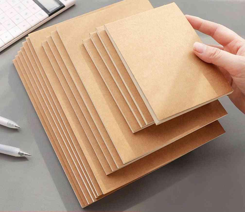 Notebook Internal Thick Draft Paper