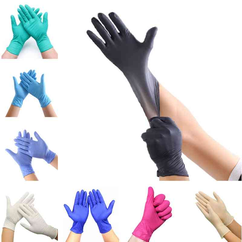 Washing Gloves, Disposable Latex For Left And Right Hand