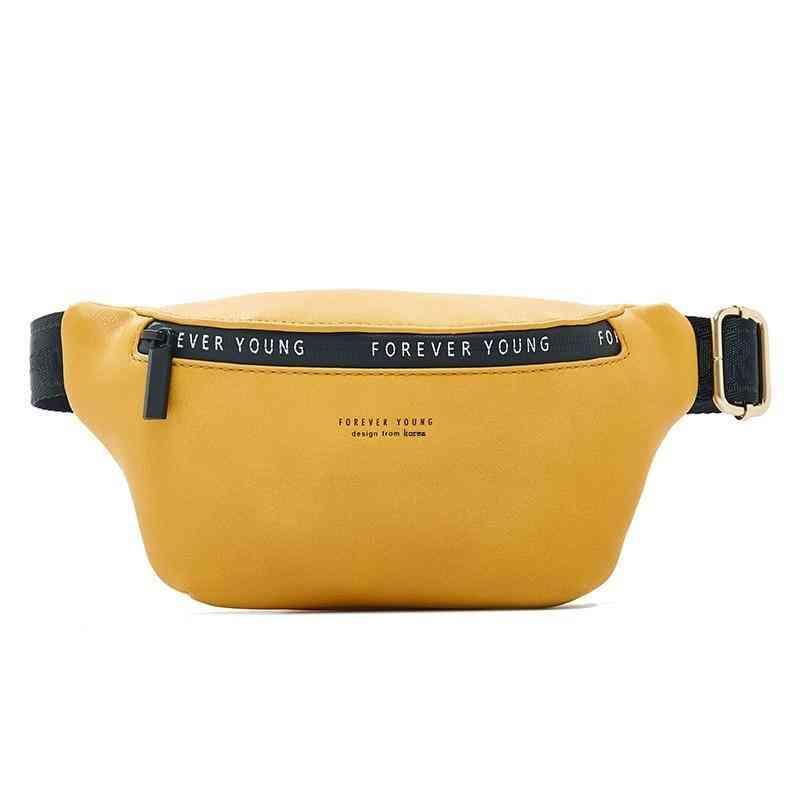 Unisex Leather Large Capacity, Crossbody Bags