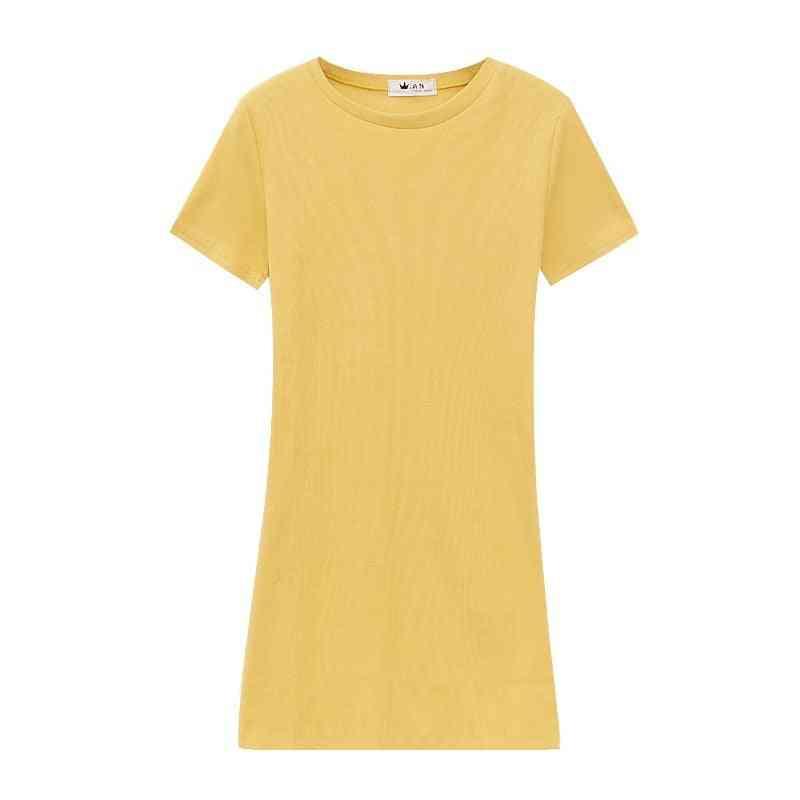 Sports Tennis Short Sleeved Dress