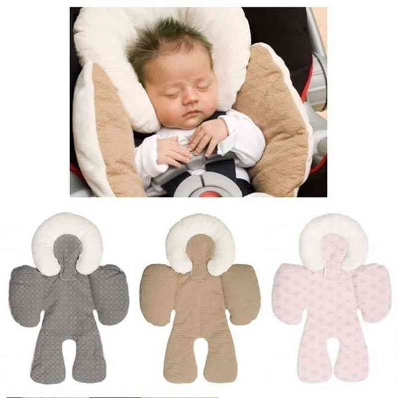 Baby Stroller Cushion Car Seat Pillow, Neck Protection Pad