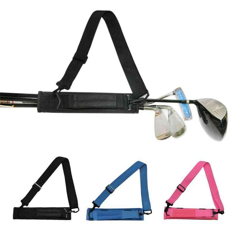 Portable, Foldable, Mini Golf Club Bag