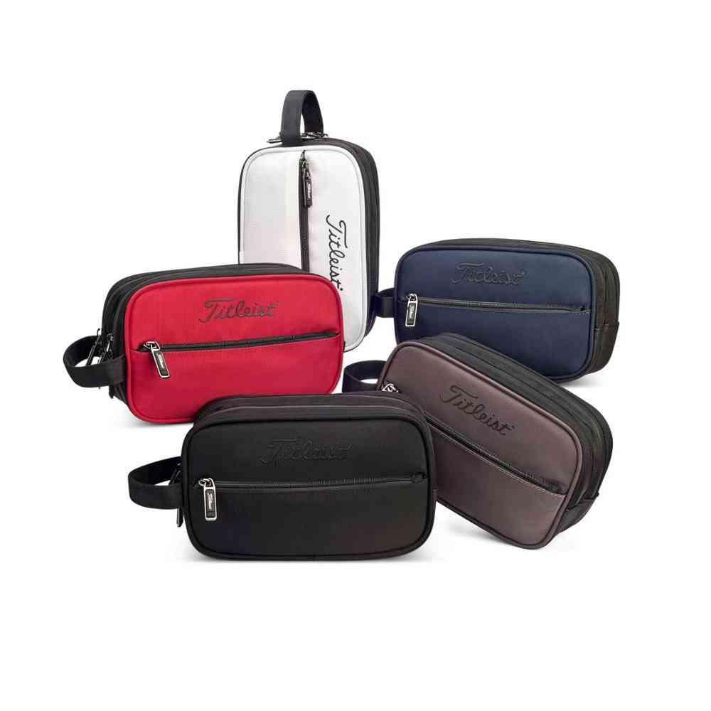 Portable Golf Bag With Durable Zipper